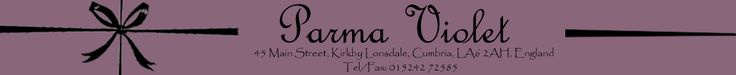 Welcome to Parma Violet - a gift shop with a difference - selling an eclectic mix of gifts, toys and homewares - luxury holiday accommodation in Kirkby Lonsdale sleeping 5/6 persons