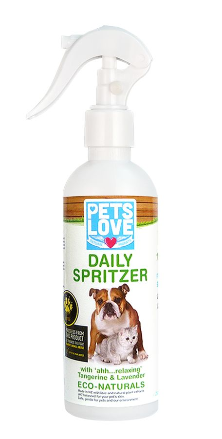 Our beautiful natural Petslove - Daily Spritzer