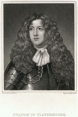 JOHN GRAHAM OF CLAVERHOUSE, THE VISCOUNT OF DUNDEE