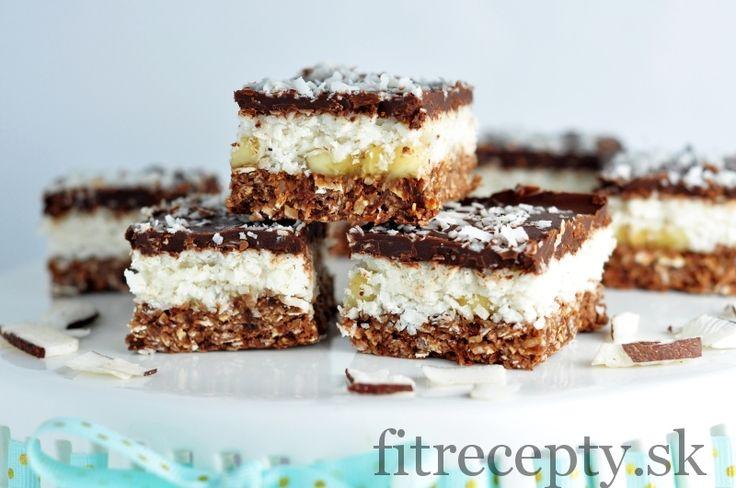 Miluješ kokos? Tak neváhaj a vyskúšaj tento jednoduchý nepečený koko-čoko koláč bez múky. Zasýti, dodá ti kvalitnú dávku zdravých tukov a zaručene uspokojí tvoje chute na sladké. V spojení s čokoládou si ho isto zamiluješ :) Ingrediencie (na 16 porcií): na korpus: 1,5 hrnčeka ovsených vločiek 1,5 hrnčeka strúhaného kokosu 1 hrnček datlí (alebo hrozienok) […]