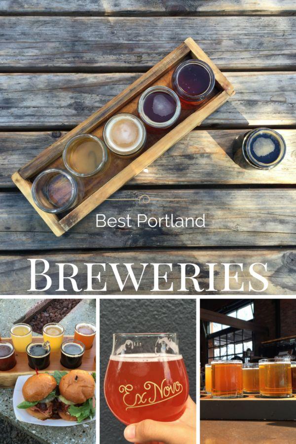 Map Of Oregon Breweries%0A Best Portland Breweries