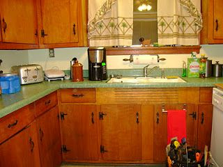 1950s Kitchen Early American Country Decor 50s Cottage Style