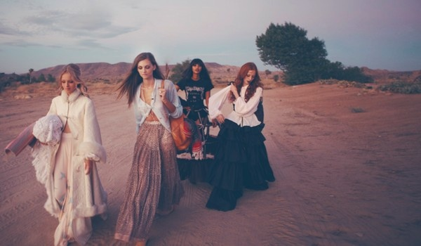 Style: Wild Wild West, The Roads, Wildfox Couture, Long Skirts, Spring Collection, Wildwildwest, Cowgirl, Maxi Skirts, Wild Foxes