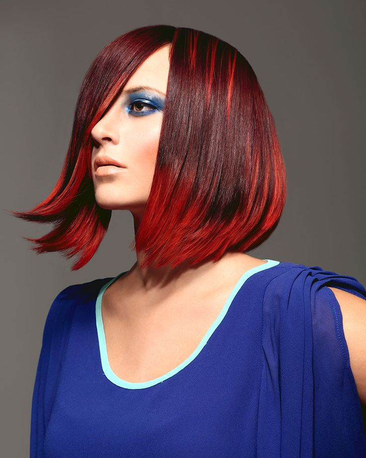Fine 1000 Images About Play With Hair Color On Pinterest Short Hairstyles Gunalazisus