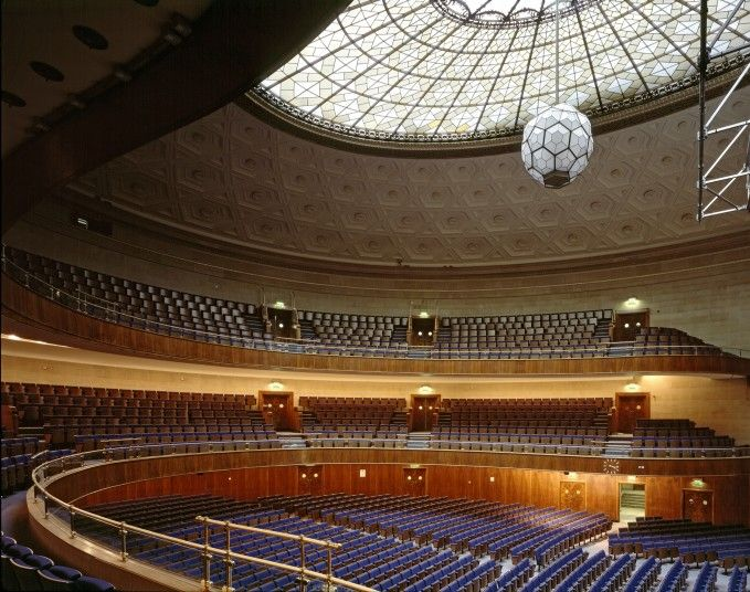 Sheffield City Hall - Penoyre & Prasad Architects, London