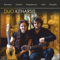 Duo Kitharsis | Rameau: Allemande, Les Rappel Des Oiseaux, Les Tendres Plaintes, Les Cyclopes - Giuliani: Grandes Variations Concertantes in a Major, Op. 35 - Bogdanovic: Sonata Fantasia - Falla: Nocturno - Piazzolla: Tango Suite