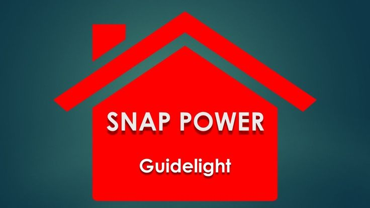 Night Lite from Snap Power (Around the House Quick Tip)
