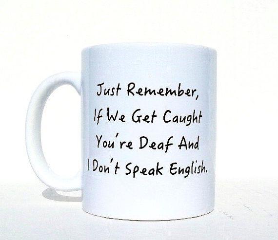 Personalized mug funny mugs quote mug by mymugsandmore on Etsy