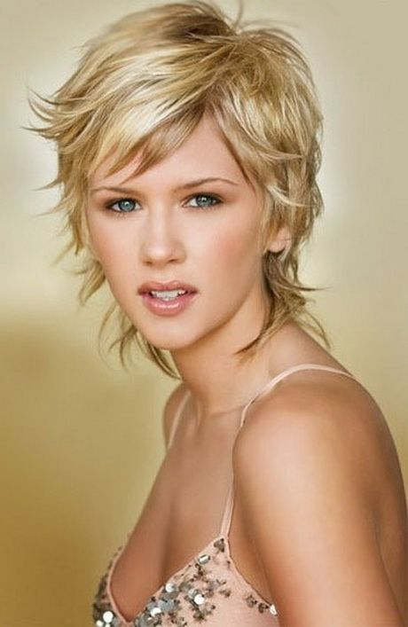 Short and Wavy Hairstyles that would look great with Gray hair | 2013 Short Haircut for Women. Description from pinterest.com. I searched for this on bing.com/images