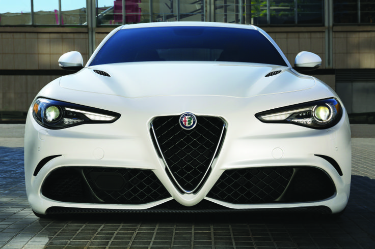 Alfa Romeo — Pure beauty to the eyes.