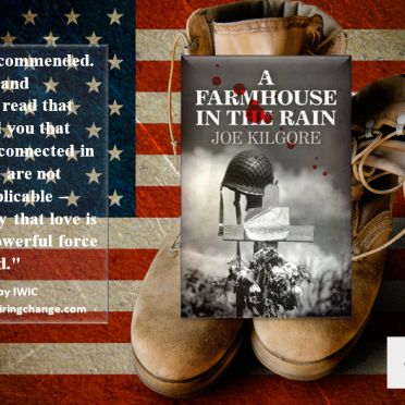 Get your copy HERE Read more about A Farmhouse in the Rain HERE
