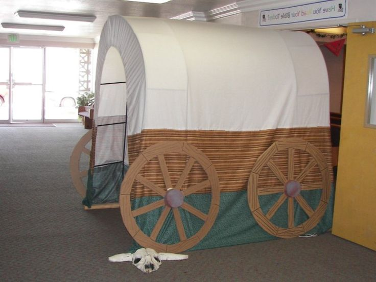 covered wagon vbs theme | PAST VACATION BIBLE SCHOOLS