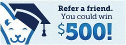 Refer a Friend - Fastweb    Really need some refferals to try and win this scholarship! Please help me out :) Thanks!