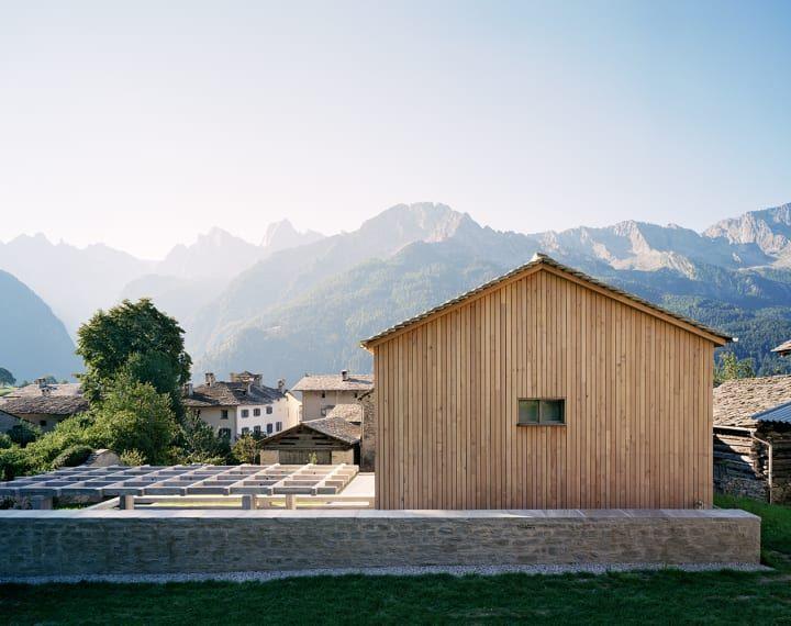 Casa Atelier fotografico / RUINELLI ARCHITETTI