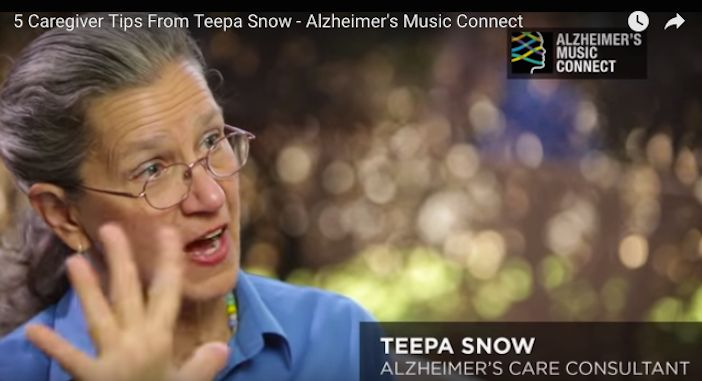 5 top dementia care tips from Teepa SnowJackie Richardson Hendricks