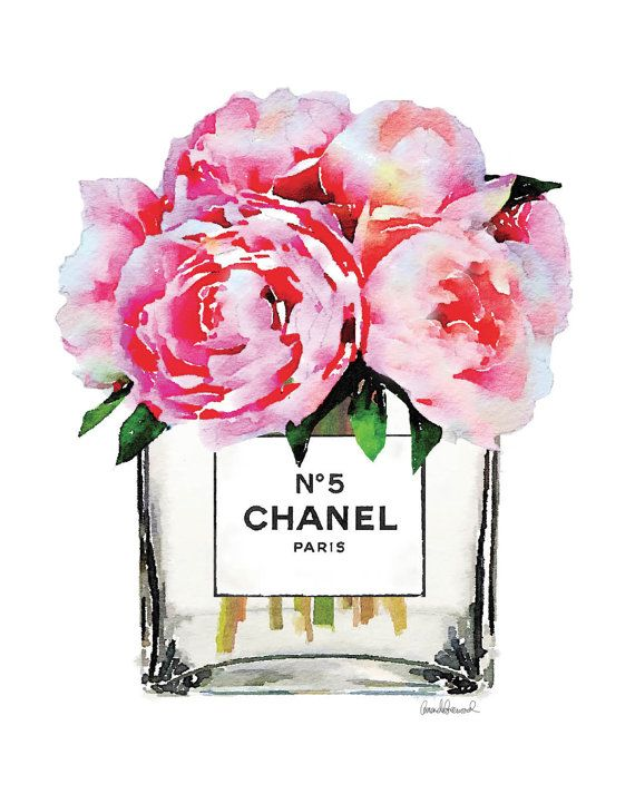 Chanel poster, 24x36 Coco Chanel No5 watercolor print with Vase of peonies - Printed on archival, acid-free paper. - Museum-quality posters made on thick, durable, matte paper. - Dimensions: 24 inch X 36 inch. (size 8x10, 12x18,16x20,18x24 is also available link below.) www.etsy.com/ca/listing/469322861/chanel-watercolor-flower-peony-art-print - If you want the artwork in a different size, click on the custom button. - Colours depicted on your screen may be slightly different from the…