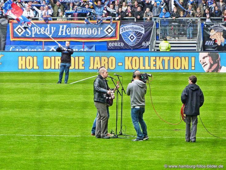 Lotto King Karl beim Abschiedspiel von David Jarolim http://www.hamburg-fotos-bilder.de
