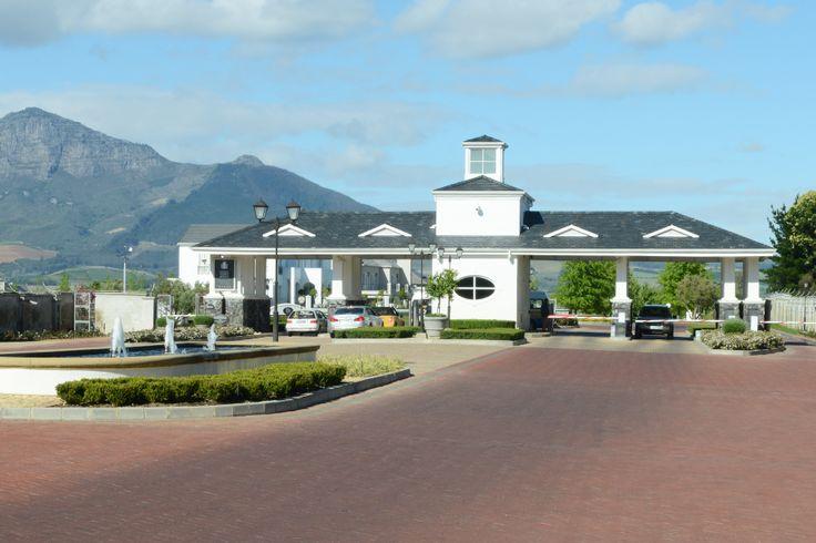 Beautiful Val de Vie Security Estate. For properties, visit www.polo-estate-properties.co.za by Resident Property Agent Maureen de Waal.