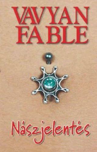(17) Nászjelentés · Vavyan Fable · Könyv · Moly