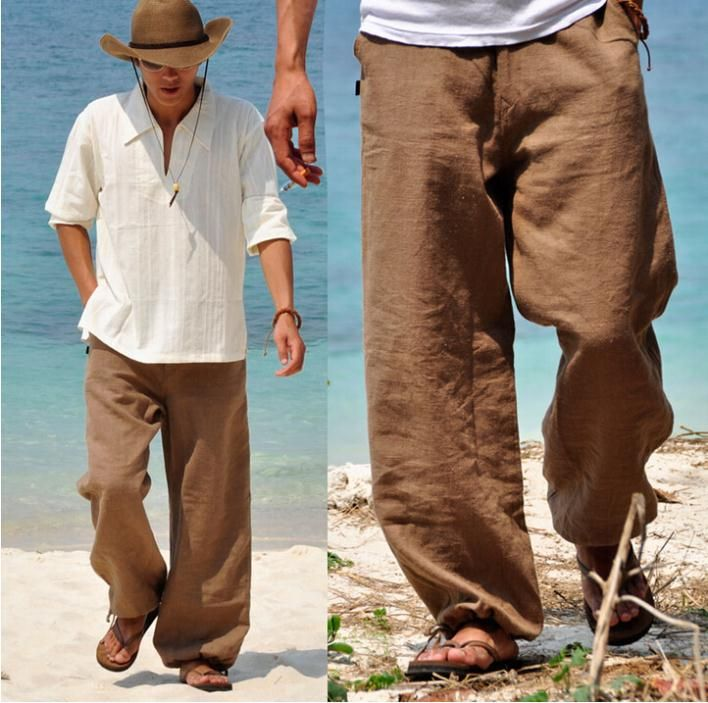 17 Best ideas about Linen Pants For Men on Pinterest | Men's linen ...