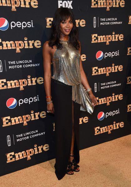 """'Empire' Series Season 2 New York Premiere - Naomi Campbell attends the """"Empire"""" series season 2 New York Premiere at Carnegie Hall on September 12, 2015 in New York City."""