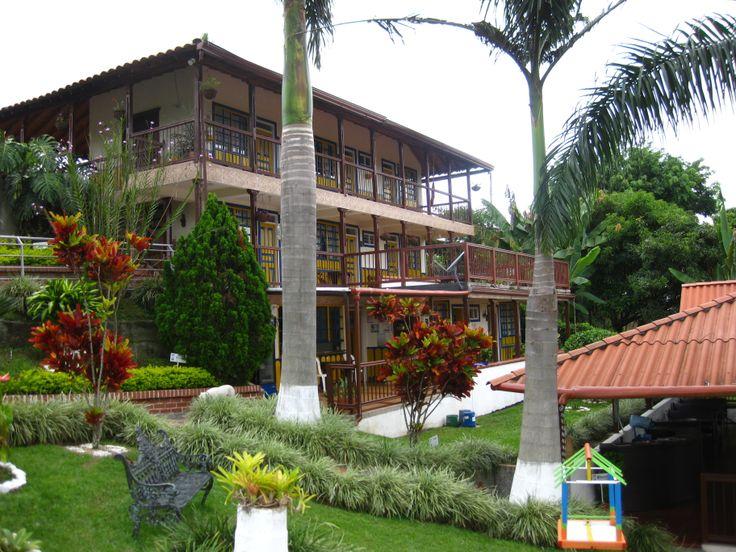Aquarella Hotel Km 8, Vía La Tebaida - Cali Quindio