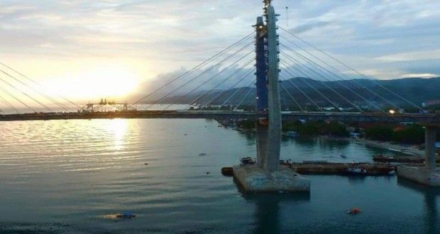 Jateng Segera Miliki Jembatan Apung Sepanjang 60 Meter dan Balai Apung   Berita Daerah