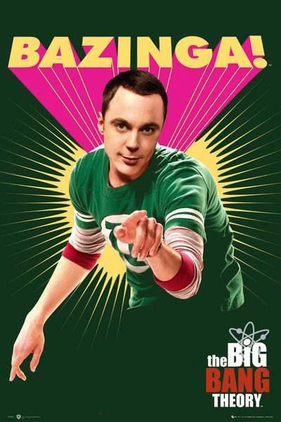 Sheldon ~ Big Bang Theory