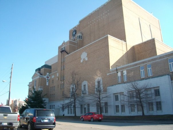 Scottish Masonic Lodge in McAlester Oklahoma