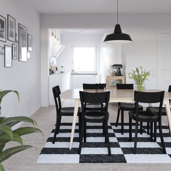 32 More Stunning Scandinavian Dining Rooms: 32 More Stunning Scandinavian Dining Rooms (With Images