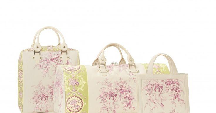 Gli angeli da passeggio. Borse e valigie. #fashion #style
