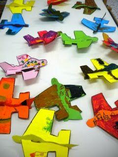 5o - 7o ΝΗΠΙΑΓΩΓΕΙΑ ΤΥΡΝΑΒΟΥ: 8 Νοεμβρίου - Γιορτή Πολεμικής Αεροπορίας