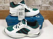 Vintage 1990 S Adidas Advanced Jr Baskets UK 4 US 4.5 EU 36.7 Chaussures De Course Zx