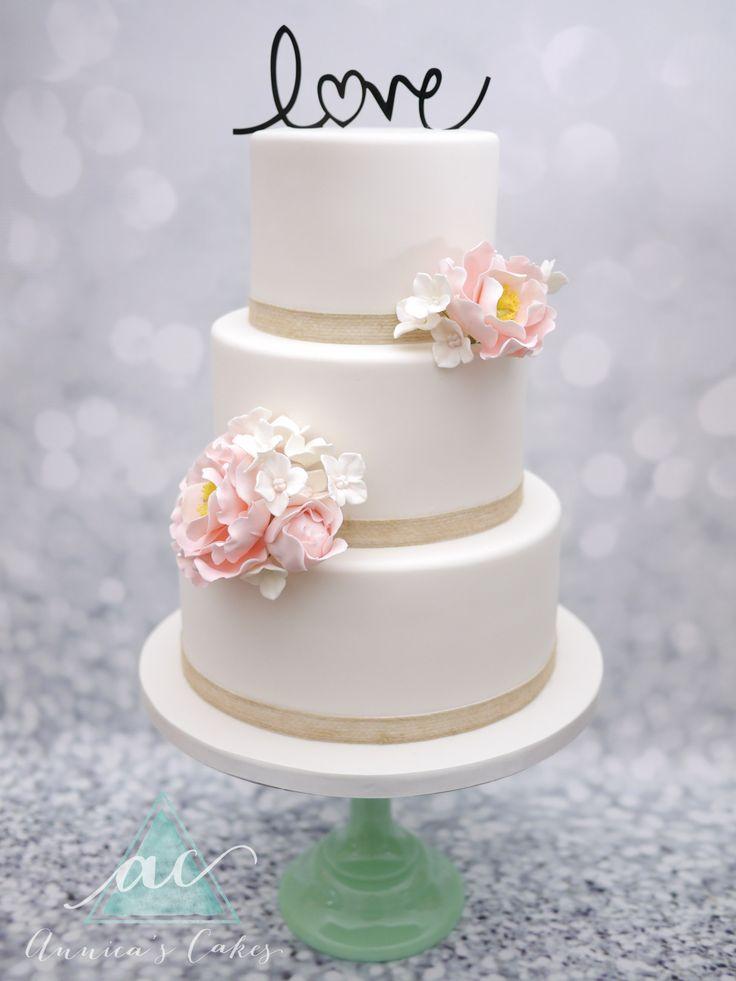 Bruidstaart Love