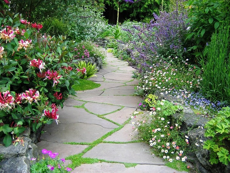 How To Cover Front Of House Flower Beds