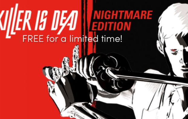 [Steam] Killer is Dead: Nightmare Edition (PC) - FREE (was US$19.99) @ Humble Bundle - http://sleekdeals.co.nz/deals/2017/11/[steam]-killer-is-dead-nightmare-edition-(pc)-free-(was-us$1999)-@-humble-bundle.aspx