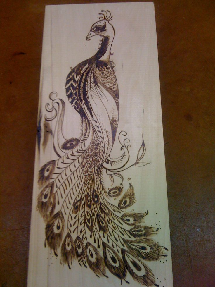 My Wood Burning Project Check Monica Vander Schaaf And