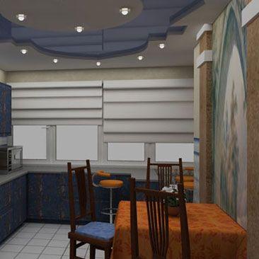 Дизайн интерьера - фото проектов квартир и домов. Этнические кухни www.poisk-ir.ru   #дизайнпроект #интерьер #дизайнкухни #кухня #идеидлякухни #афро #япония #китай #скандинавия #мск #спб #врн
