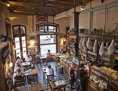 Bar La Poesía, San Telmo, Buenos Aires