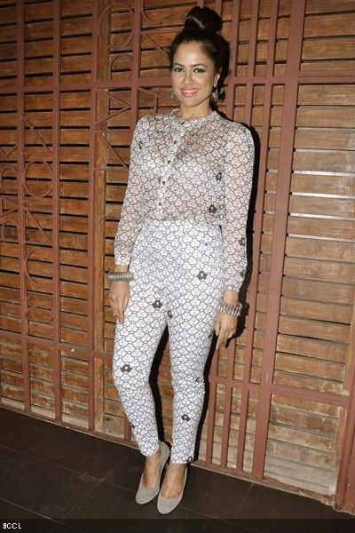 Sameera Reddy amongst Celebs attend magazine's bash, see more