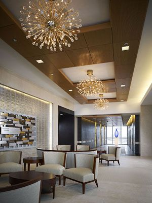 Bridging the space between hotel and medical design. Yay or nay?