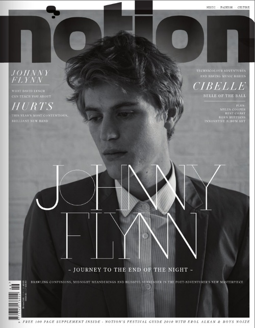 Notion magazine, Johnny Flynn: Music, Magazine Covers, N46 Cover, Mag Book Covers, Magazines Caver, You Re, Fashion Covers