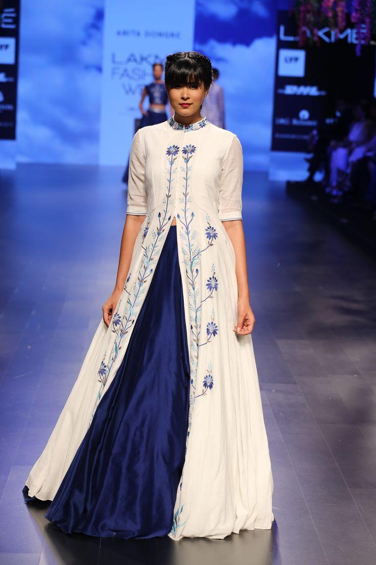 Anita Dongre at Lakme Fashion Week - Spring Summer 2016 #Rajasthan #Inspiration #LoveNotesByAnitaDongre