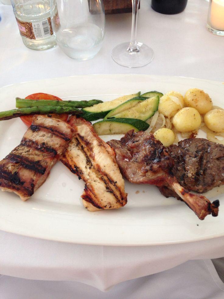 Grill mix på Mallorca