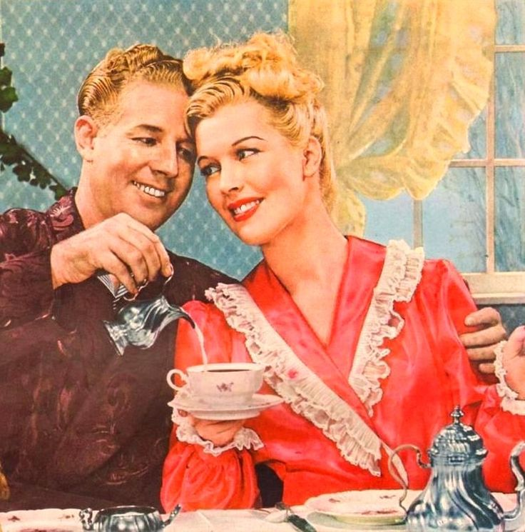 Image result for vintage romantic couples images