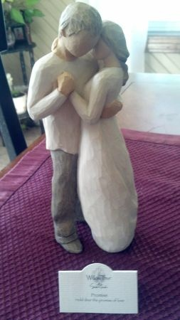 Need Maybe One Day Lol Willow Tree Figurine WeddingTree Wedding CakesWedding Cake ToppersWillow
