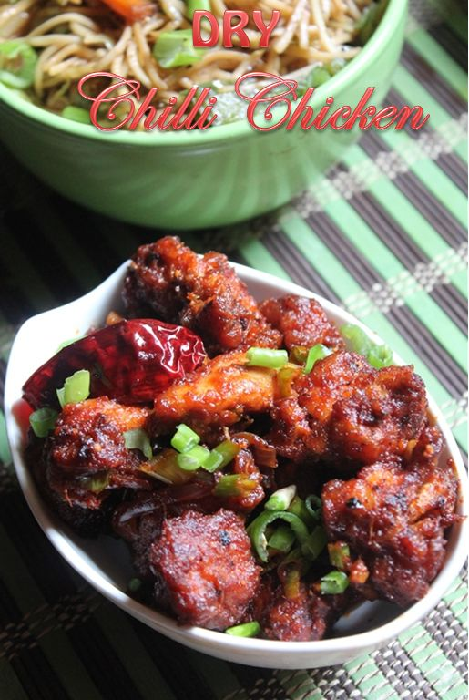 YUMMY TUMMY: Chilli Chicken Recipe / How to Make Restaurant Style Chilli Chicken Dry