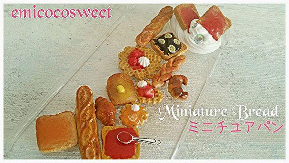 Handmade Miniature Bread iPhone caseiPhone 6s by emicocosweet