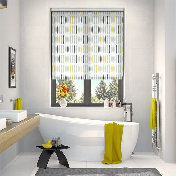 Ellipsis Lemon Roller Blind%20from%20Blinds%202go