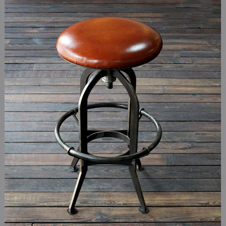 Ретро-сделать-старый-кованого-железа-барные-стулья-из-круглый-поворотный-газлифт-стулья-свободного-покроя-барный-стул.jpg (750×750)